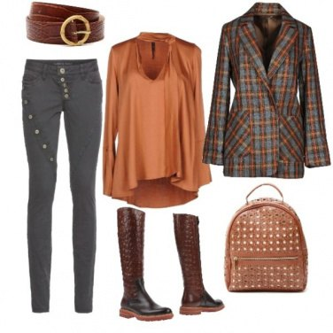 Outfit Amazzone