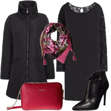 Outfit Note fucsia