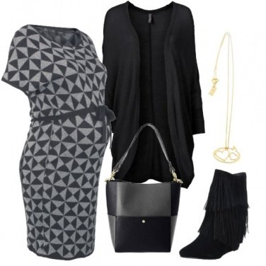 Outfit Urban #8047