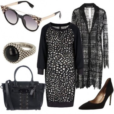 Outfit Autumn in black
