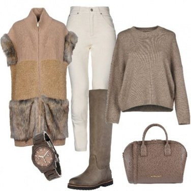 Outfit Gita a cavallo