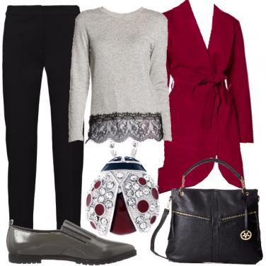 Outfit Una coccinella