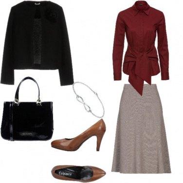 Outfit Chic, pranzo con parenti