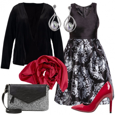 Outfit Curvy elegantissima