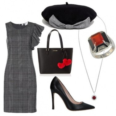 Outfit Donna dall\'ombra sbarazzina