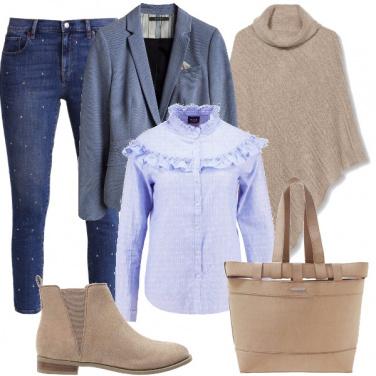 Outfit Tonalità pastello