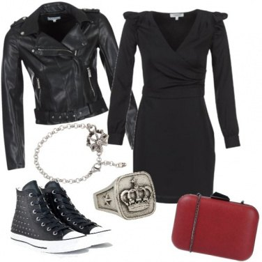 Outfit Queen of Rock\'n Roll