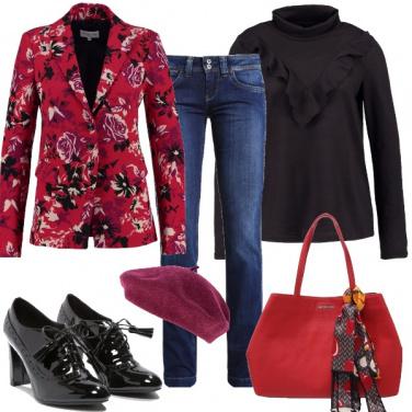 Outfit Passeggiando a Parigi