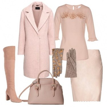 Outfit Only pink