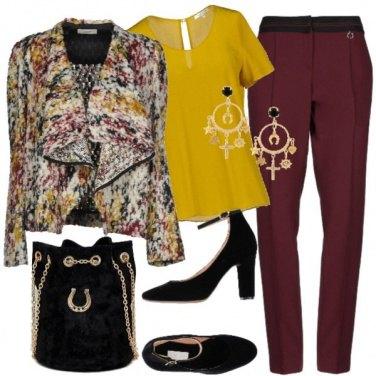 Outfit Un autunno fortunato