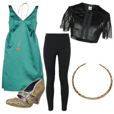 Outfit Mamma rock
