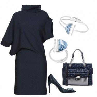 Outfit Elegante e Luminosa