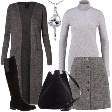 Outfit Elegante per la lezione