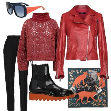 Outfit Love fox