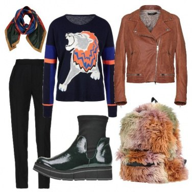 Outfit Lion king