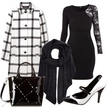 Outfit Il mondo in bianco e nero