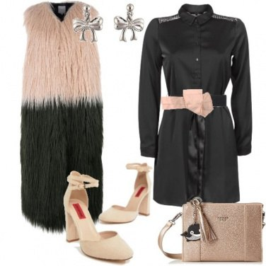 Outfit Abito e gilet