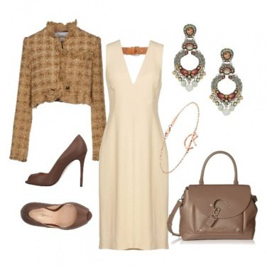 Outfit Neutral tones