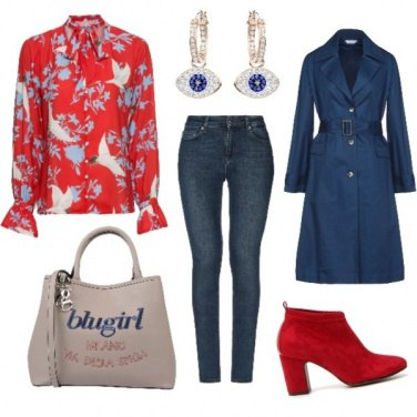Outfit Jeans tonic
