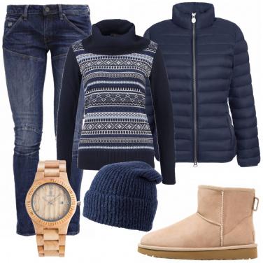 Outfit Mercatini di natale