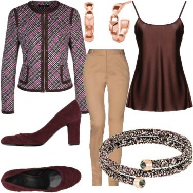 Outfit Clafoutis di prugne!