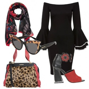 Outfit Animalier che passione