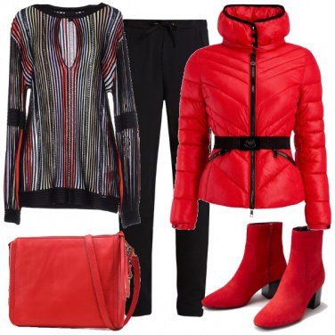 Outfit Spritz invernale