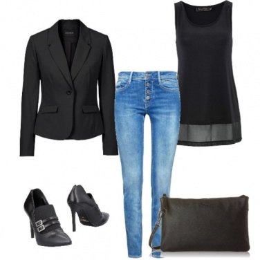 Outfit Urban #8090