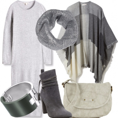 Outfit Grigio e le sue sfumature