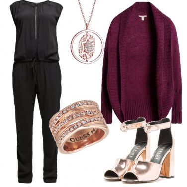 Outfit Accenti rose-gold