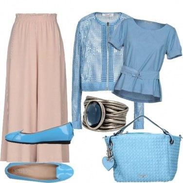 Outfit In carta da zucchero