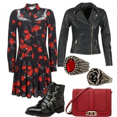 Outfit Rock\'n\'Roses