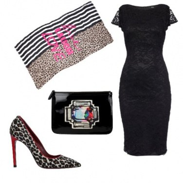 Outfit Tocco di animalier