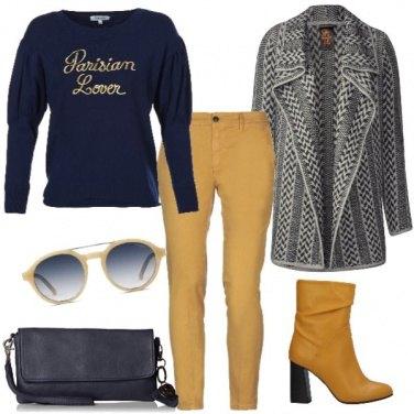 Outfit Parigi è sempre una buona idea