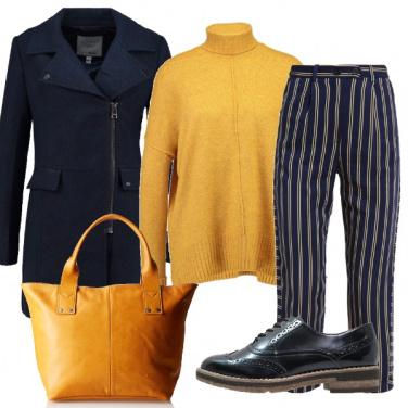 Outfit Il giallo del sole
