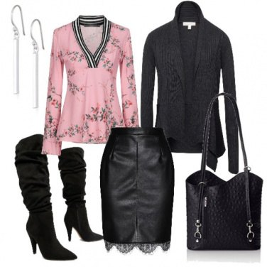Outfit Un po\' di rosa