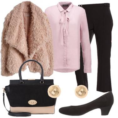 Outfit Eccezionalmente romantica