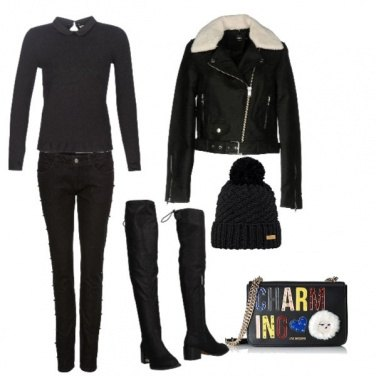 Outfit Rock #3426