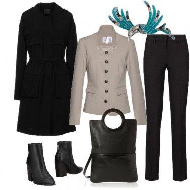 Outfit Stile e rigore