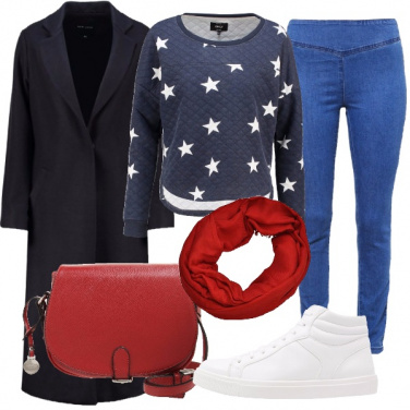 Outfit Un bel caratterino
