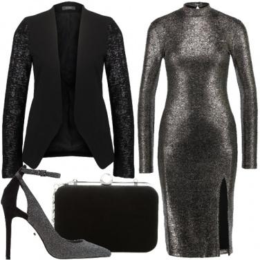 Outfit Cenone di capodanno