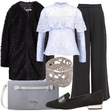 Outfit Romantica camicia