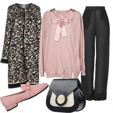 Outfit Rosa addicted