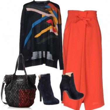 Outfit Esplosione di colore