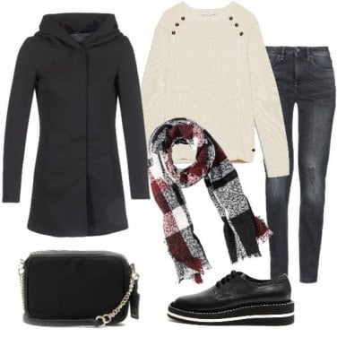 Outfit Urban #8119