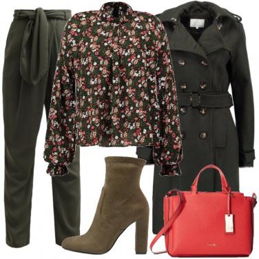 Outfit Fiorellini romantici