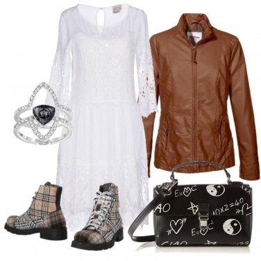 Outfit Sacro e profano