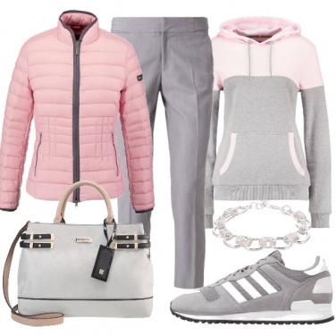 Outfit In giro per gli ultimi acquisti
