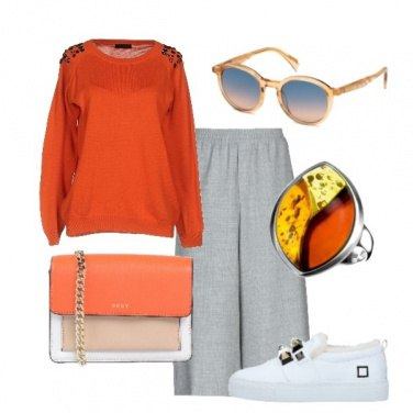 Outfit Al sole d\'autunno