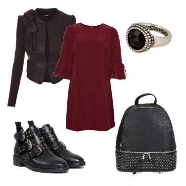 Outfit Rock #3424